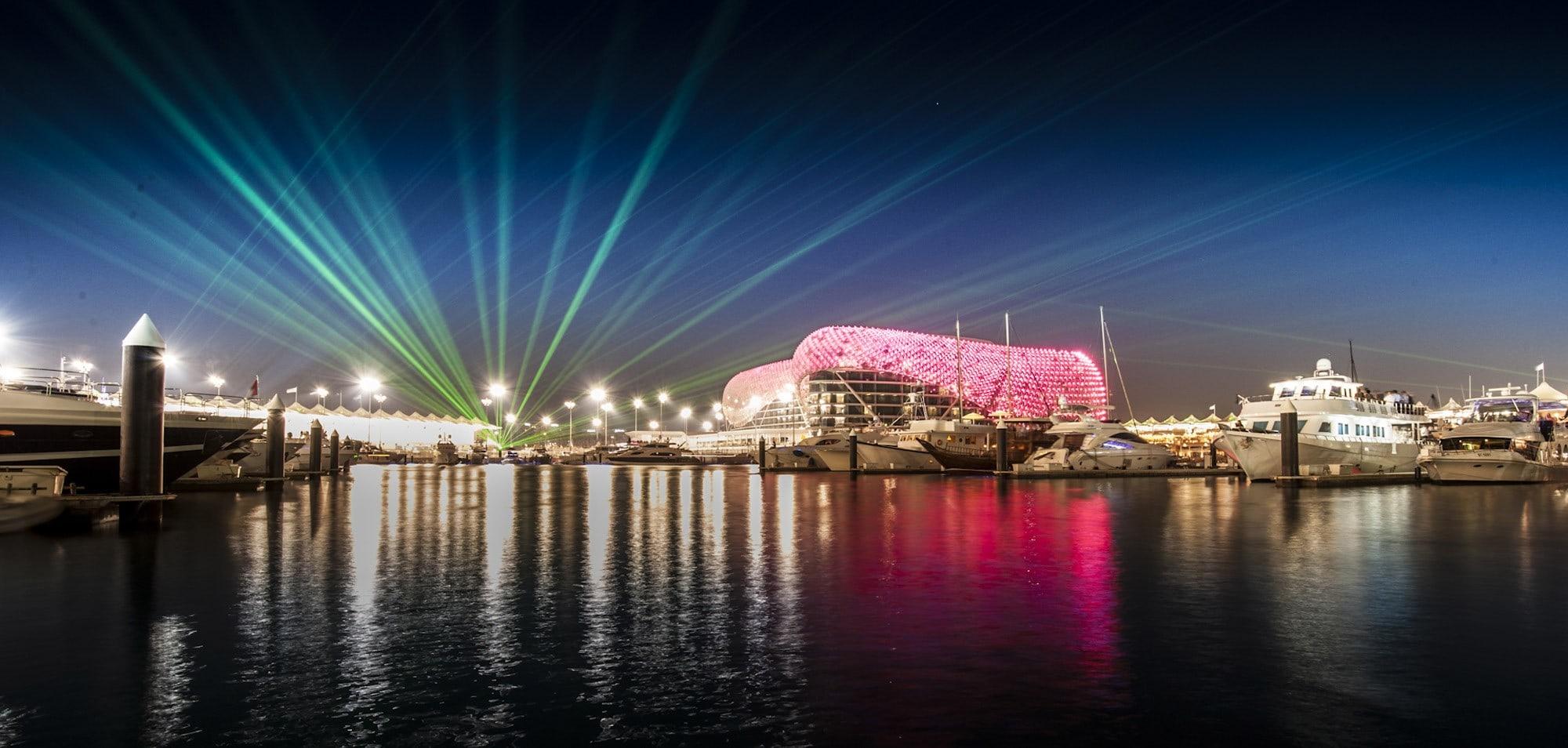 Abu Dhabi Holidays Travel To City Of Gold