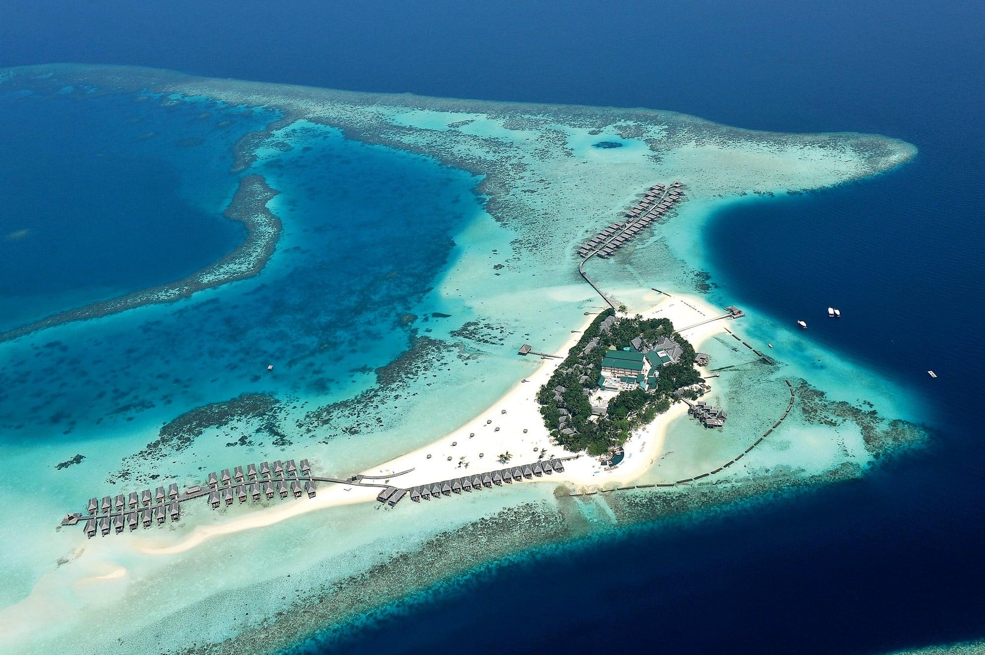 Constance Moofushi The Maldives