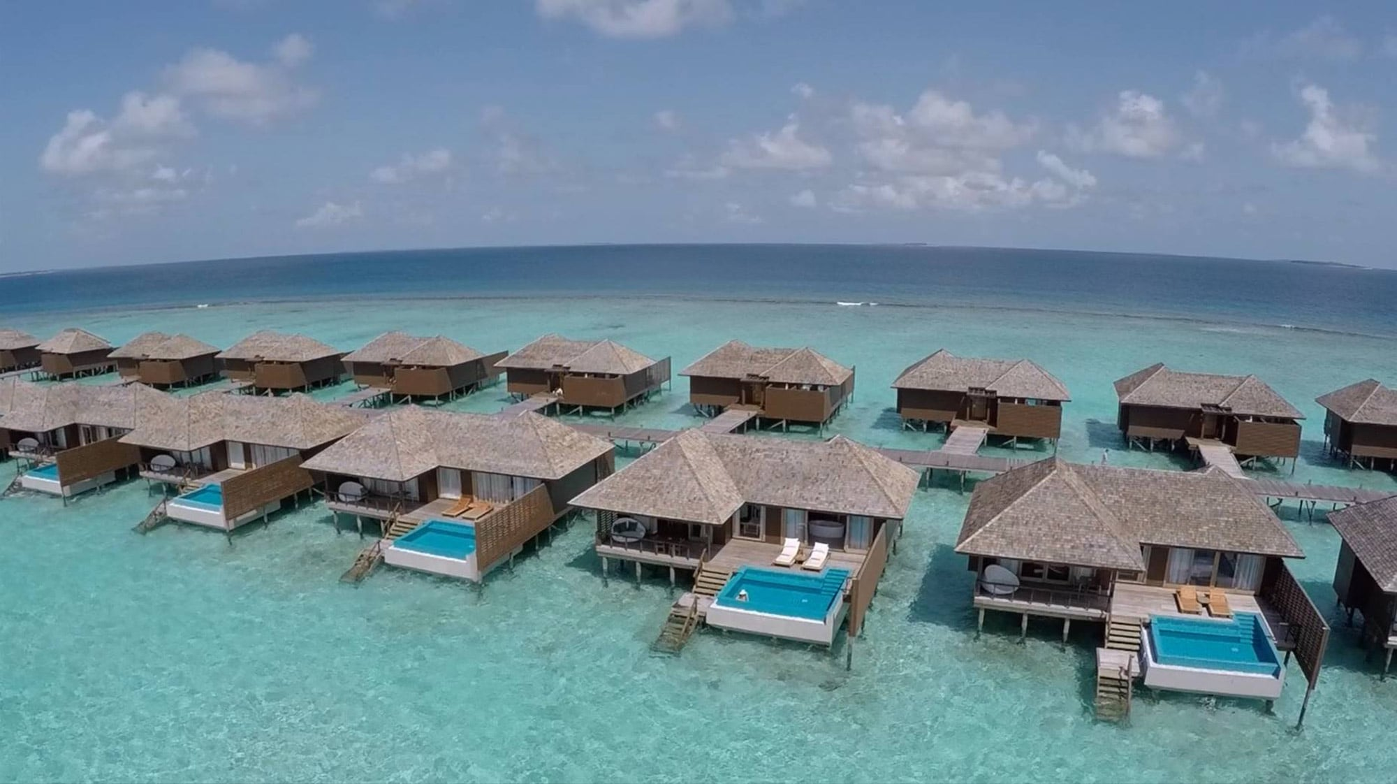 Paradise Island Resort Maldives Water Villa Pictures