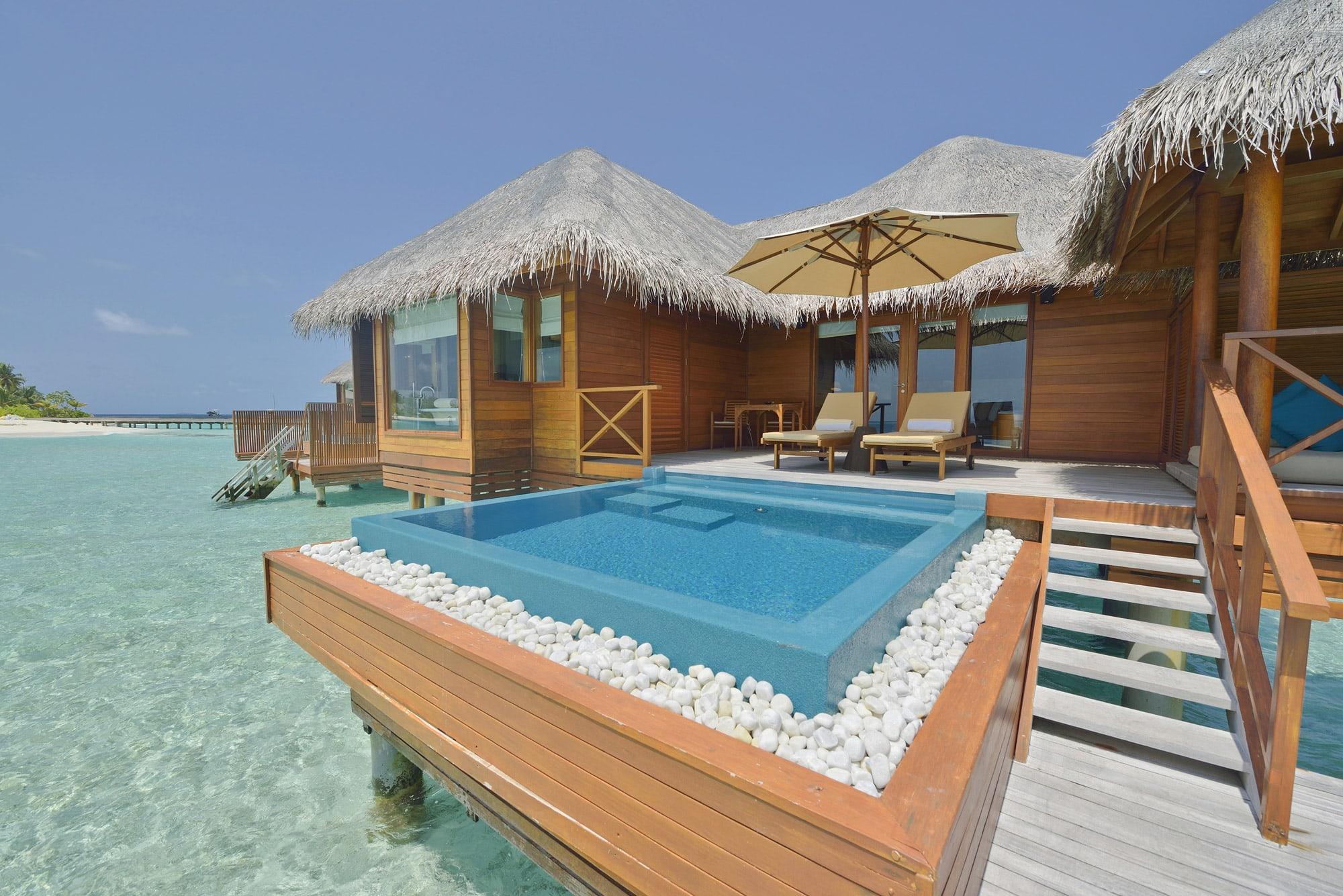 Per Aquum Huvafen Fushi The Maldives