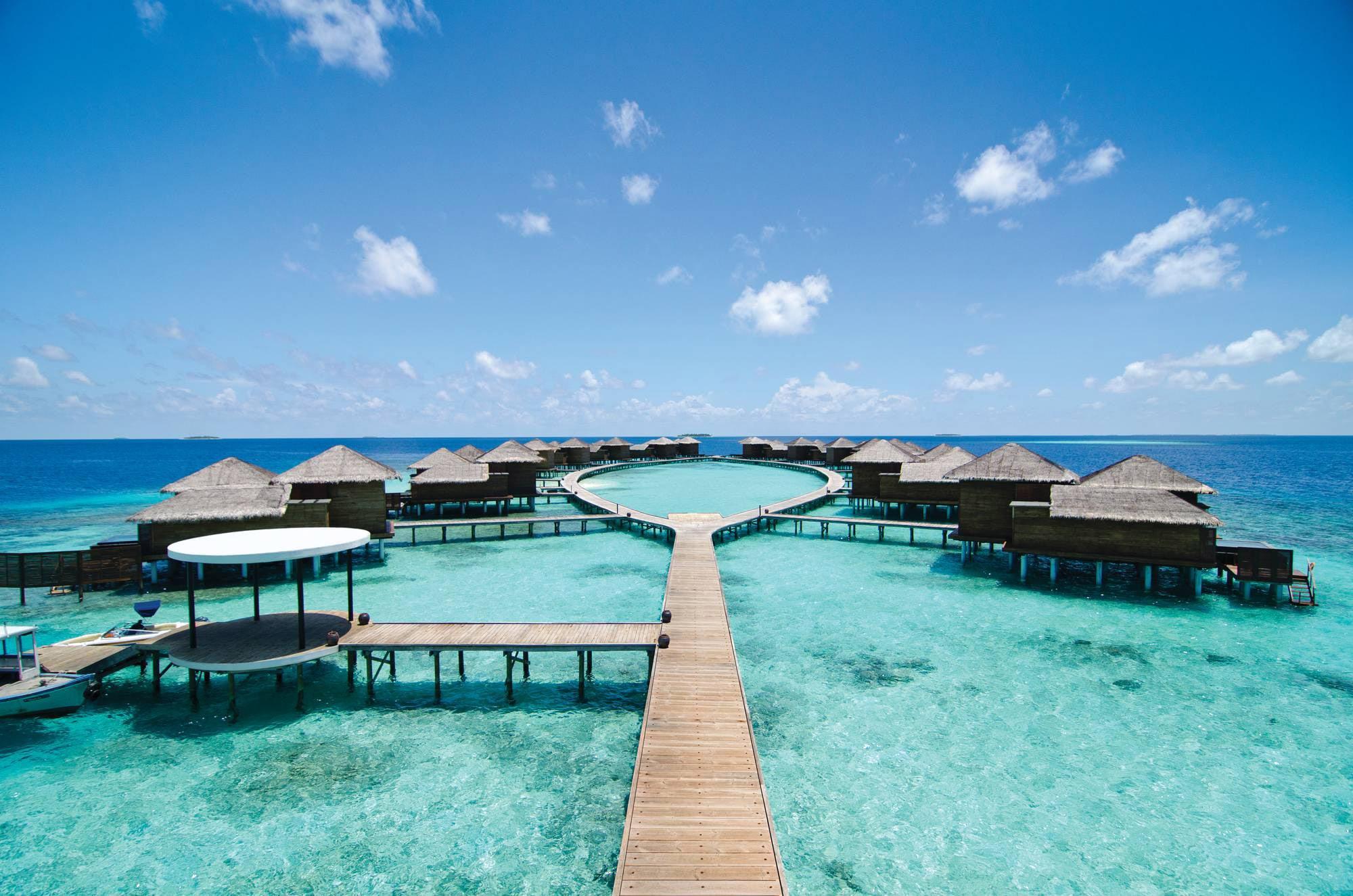 Jumeirah Dhevanafushi The Maldives