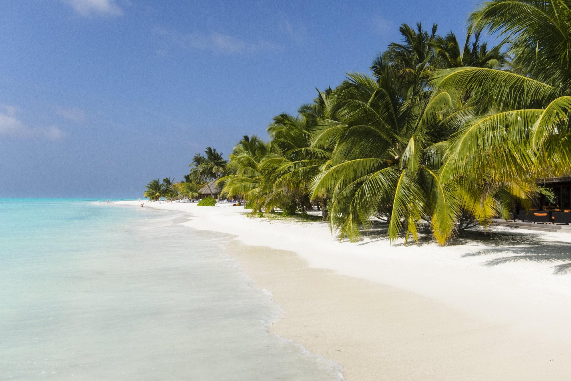 Meeru Island Resort And Spa The Maldives