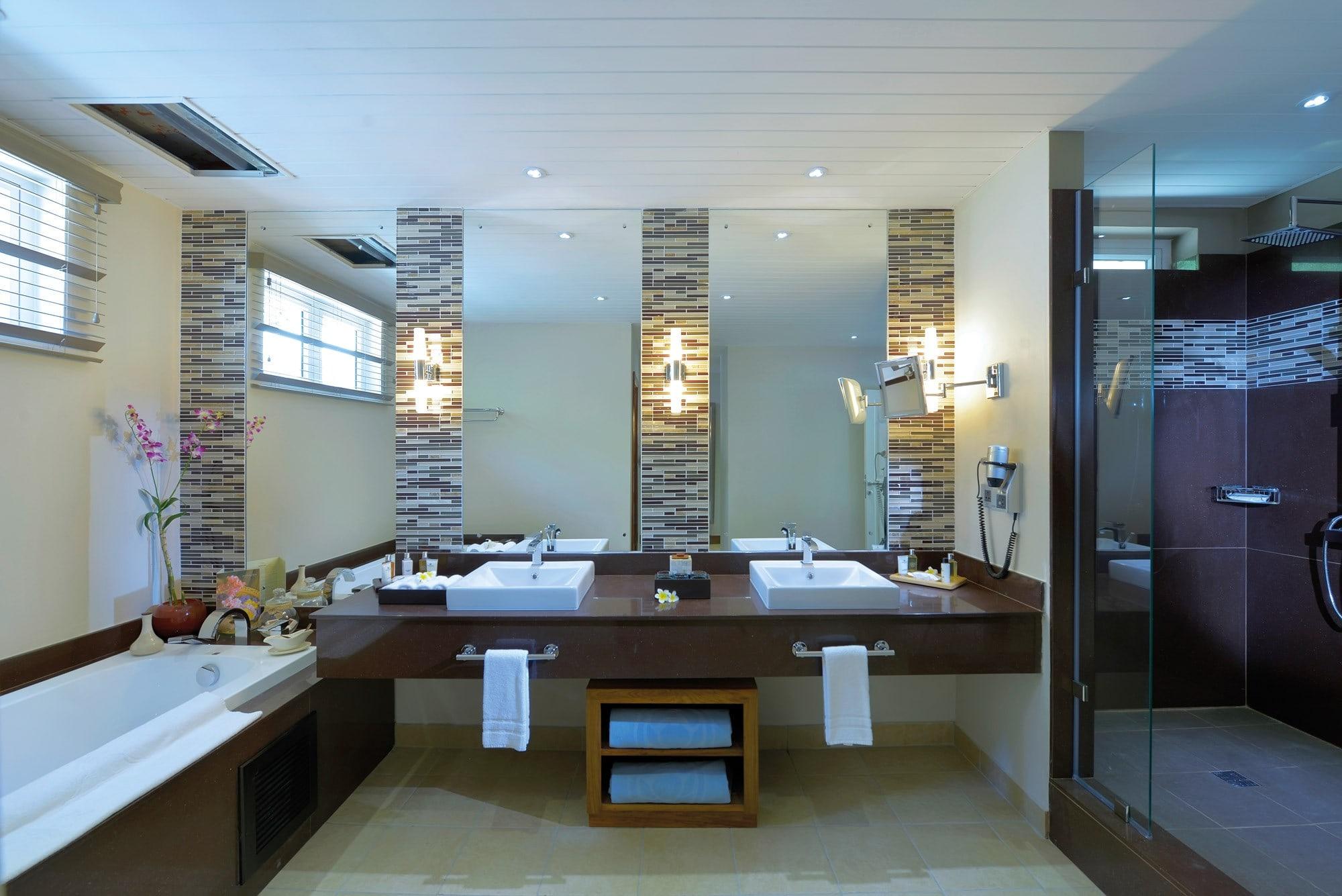 Dinarobin beachcomber golf resort spa mauritius for Design hotel mauritius