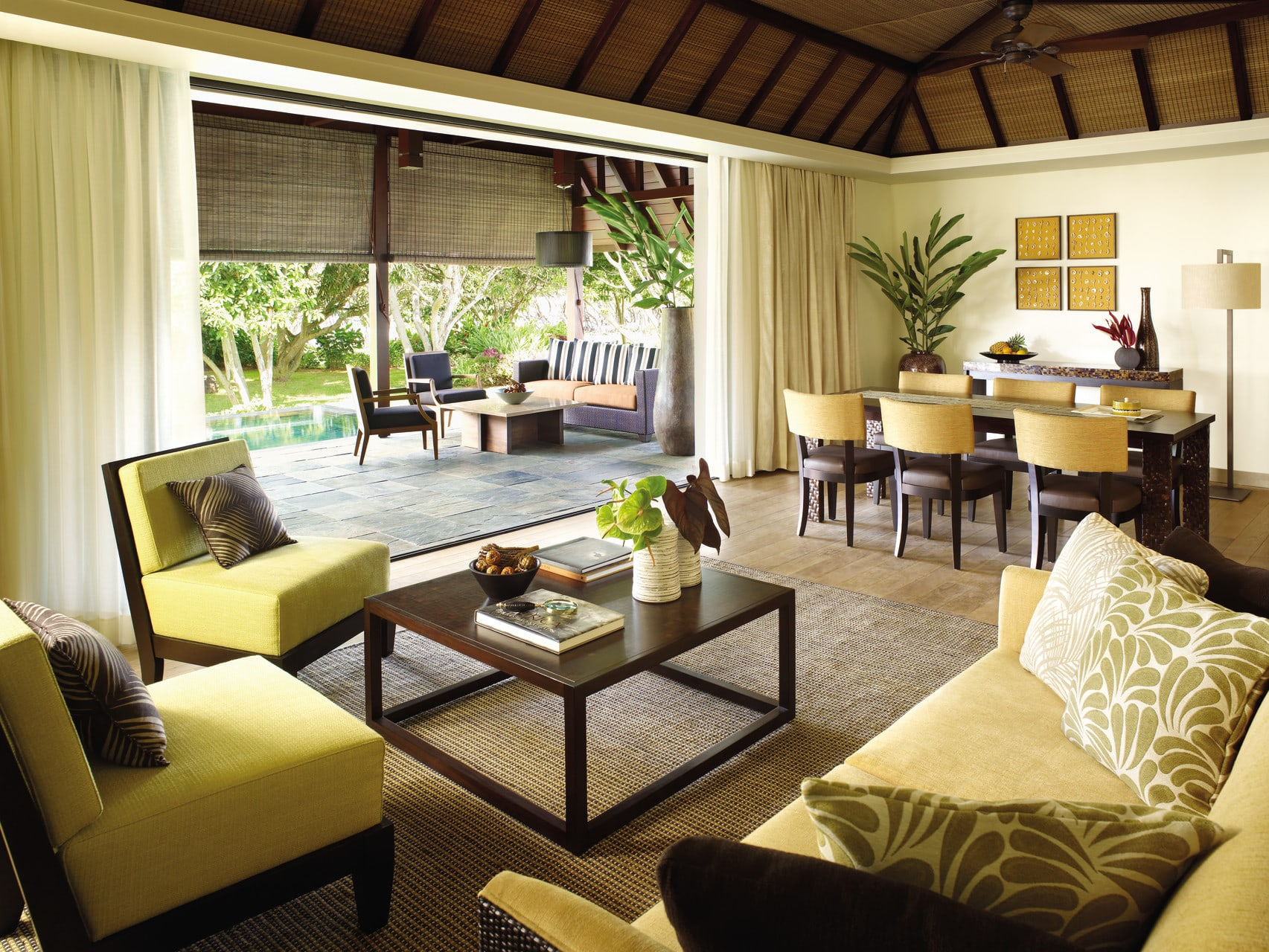 Four seasons resort mauritius at anahita mauritius for Design hotel mauritius