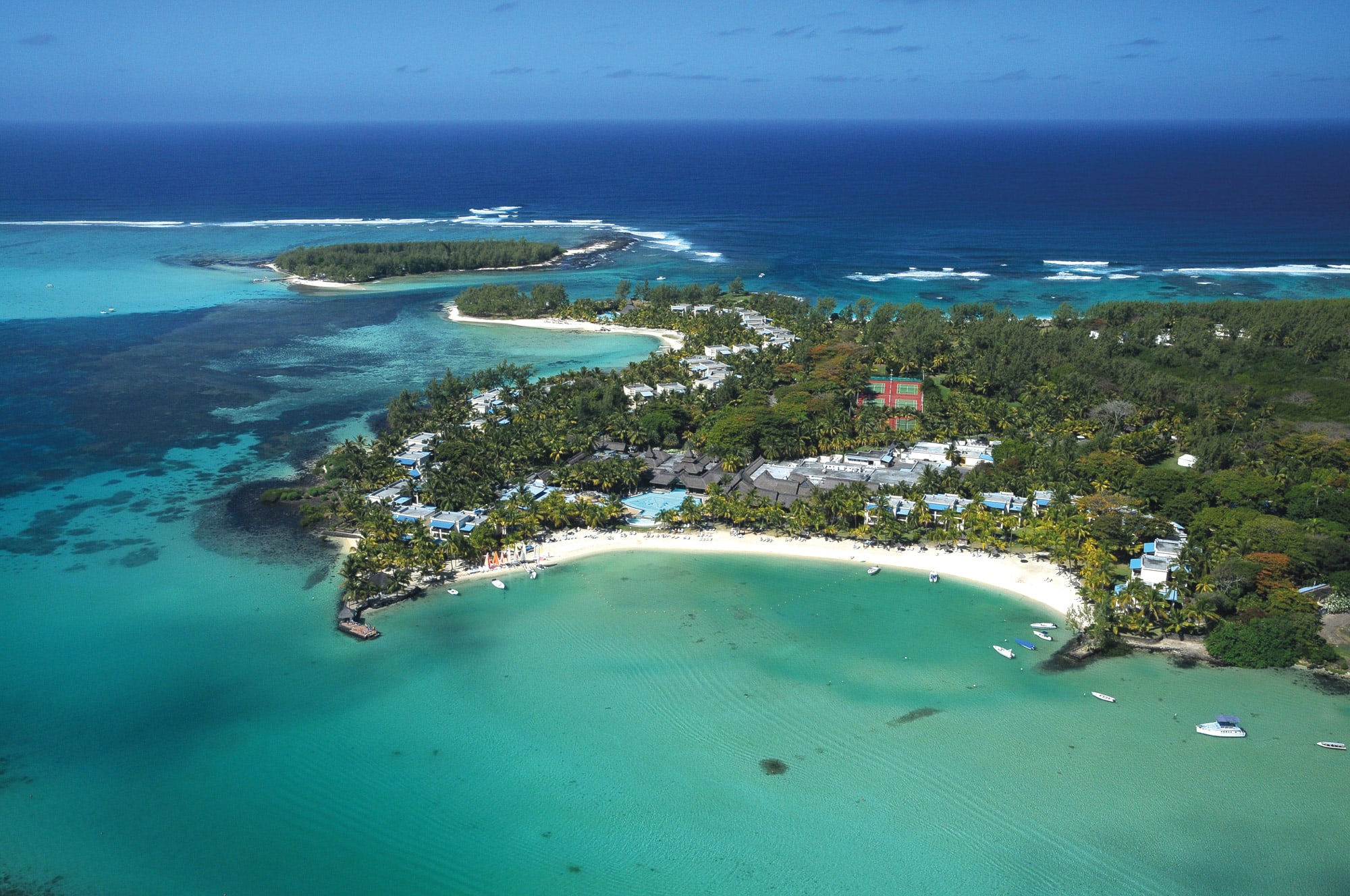 Shandrani Beachcomber Resort Amp Spa Mauritius