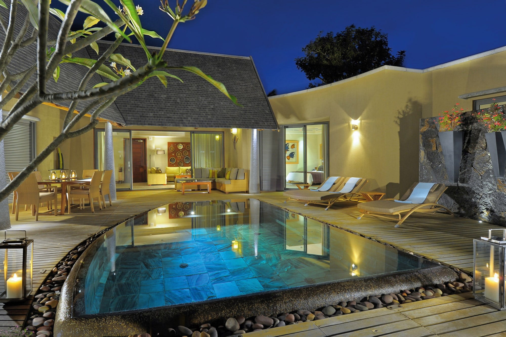 Luxury Hotels In Mauritius For Family