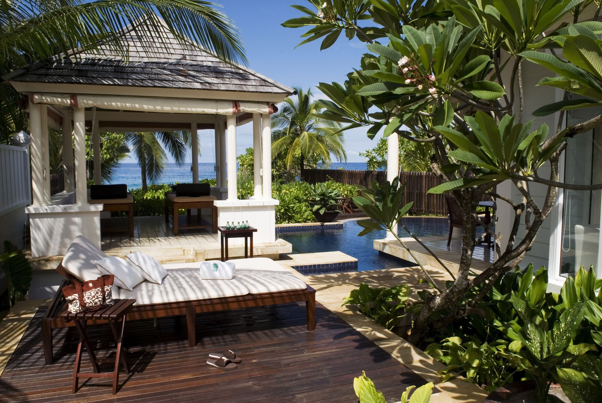 Banyan Tree Seychelles - The Seychelles
