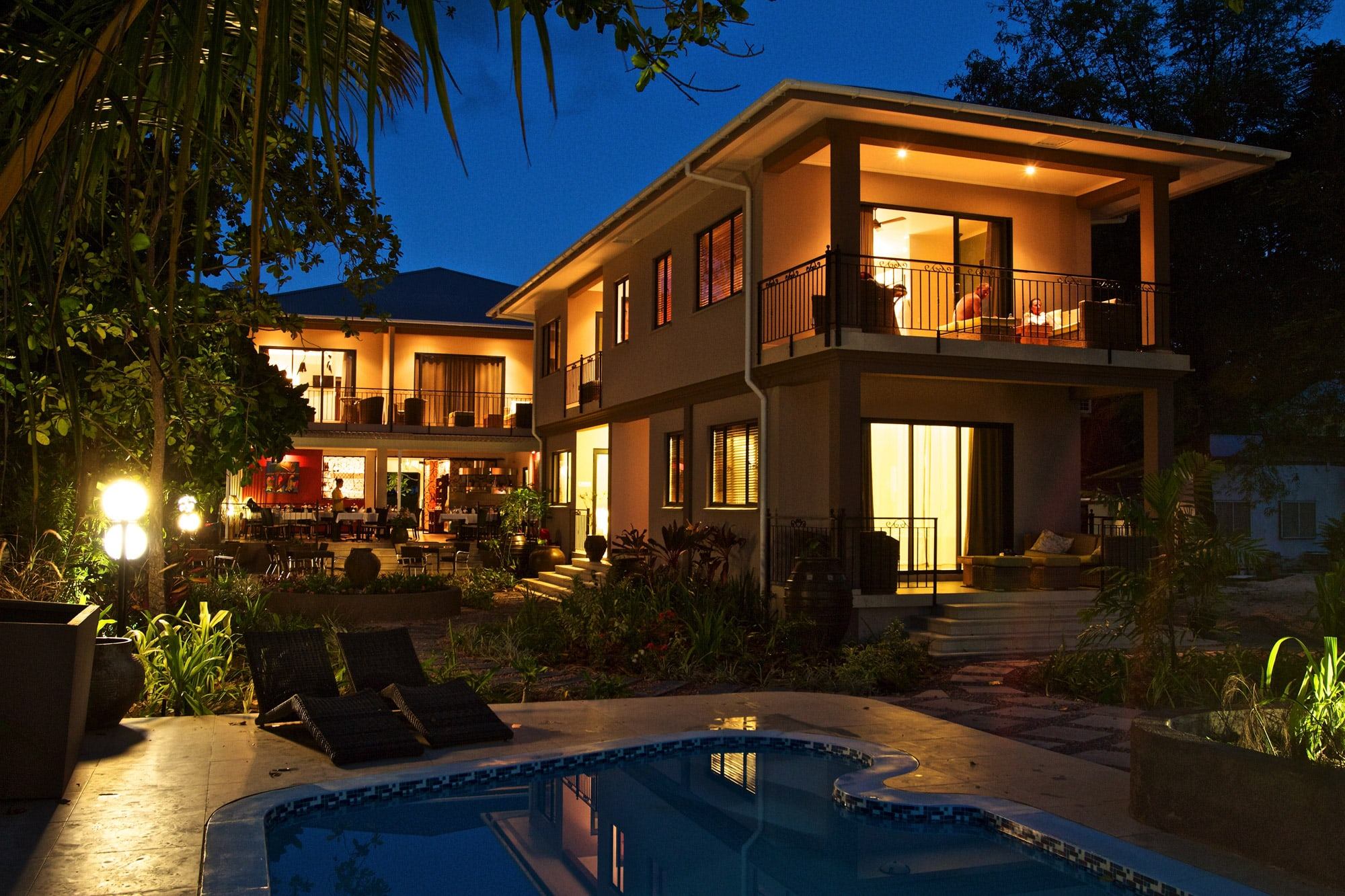 Le Repaire Boutique Hotel & Restaurant - The Seychelles